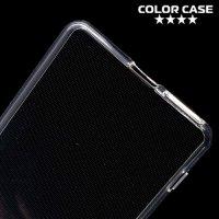 Силиконовый чехол для Sony Xperia XA - Прозрачный
