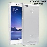 Силиконовый чехол для Xiaomi Redmi 3 Pro / 3s - Прозрачный