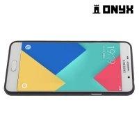 Силиконовый чехол объемный для Samsung Galaxy A5 2016 SM-A510F - с рисунком Яркие узоры