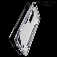 Силиконовый чехол для LG G4c H522y ColorCase - прозрачный