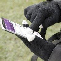 Умные перчатки для емкостных сенсорных экранов Red Line