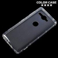 Spectrum Силиконовый противоударный прозрачный чехол для Sony Xperia XZ2 Compact