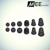 Спортивные наушники гарнитура MEEaudio M6P - Черный
