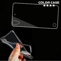 Тонкий силиконовый чехол для HTC Desire 530 / Desire 630 - Прозрачный