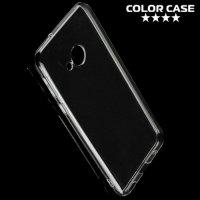 Тонкий силиконовый чехол для HTC U Play - Прозрачный