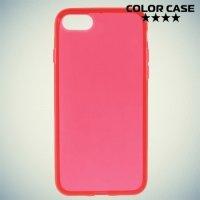 Силиконовый чехол для iPhone 8/7 - Красный