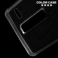 Тонкий силиконовый чехол для LG Class H650E - Прозрачный