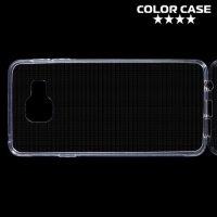 Силиконовый чехол для Samsung Galaxy A3 2016 SM-A310F - Прозрачный