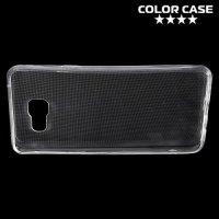 Силиконовый чехол для Samsung Galaxy A5 2016 SM-A510F - Прозрачный