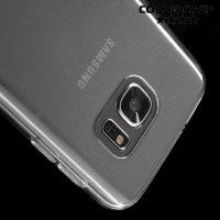 Силиконовый чехол для Samsung Galaxy S7 - Прозрачный