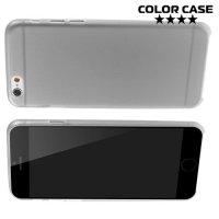 Ультратонкий кейс чехол для iPhone 6S / 6-Серый
