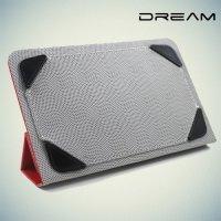 Универсальный чехол для планшета 8 дюймов Dream тонкий - Красный