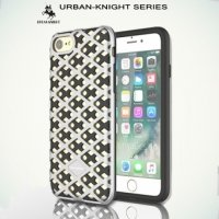 URBAN KNIGHT Защитный чехол для iPhone 8/7 - Серебряный