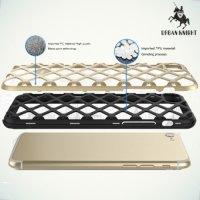 URBAN KNIGHT Защитный чехол для iPhone 8 Plus / 7 Plus - Серебряный