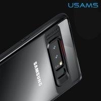 USAMS Mant Series силиконовый чехол для Samsung Galaxy Note 8 - Прозрачный