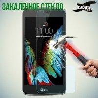 Закаленное защитное стекло для LG K7 X210ds