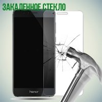 Закаленное защитное стекло для Huawei Honor 8