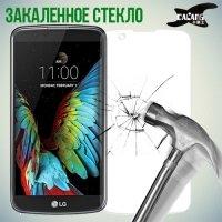 Закаленное защитное стекло для LG K10 K410 K430DS
