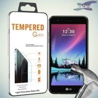Закаленное защитное стекло для LG K4 (2017) X230