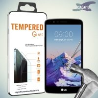 Закаленное защитное стекло для LG Stylus 3 M400DY