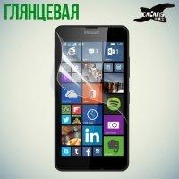 Защитная пленка для Microsoft Lumia 640 XL (3G, LTE, Dual Sim) - Глянцевая
