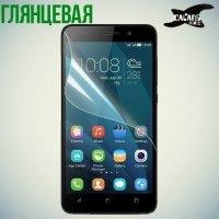 Защитная пленка для Huawei Honor 4X - Глянцевая