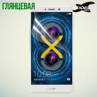Защитная пленка для Huawei Honor 6x - Глянцевая