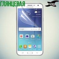 Защитная пленка для Samsung Galaxy J7 2016 SM-J710F - Глянцевая