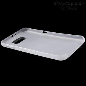Тонкий чехол для Samsung Galaxy S6 - белый