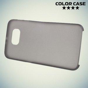 Тонкий чехол для Samsung Galaxy S6 - черный
