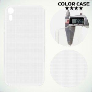 Тонкий силиконовый чехол для HTC Desire 830 Dual Sim  - Прозрачный
