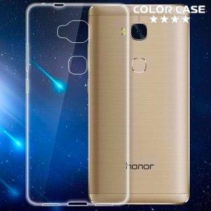 Силиконовый чехол для Huawei Honor 5X - Прозрачный