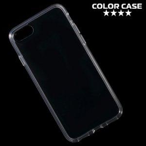 Силиконовый чехол для iPhone 8/7 - Прозрачный