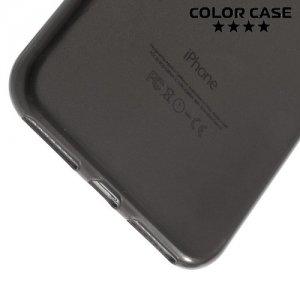 Силиконовый чехол для iPhone 8 Plus / 7 Plus - Серый