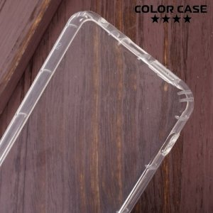 Силиконовый чехол для LG G6 H870DS противоударный - Прозрачный