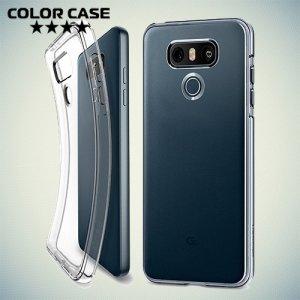 Силиконовый чехол для LG G6 H870DS - Прозрачный