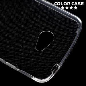 Силиконовый чехол для LG K5 - Прозрачный