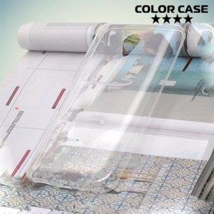 Тонкий силиконовый чехол для Meizu M2 mini - Прозрачный