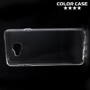 Силиконовый чехол для Samsung Galaxy A7 2016 SM-A710F - Прозрачный