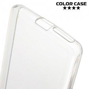 Силиконовый чехол для Sony Xperia E5 F3311 - Прозрачный