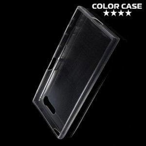 ColorCase силиконовый чехол для Sony Xperia X Compact - Прозрачный