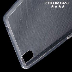 Тонкий силиконовый чехол для Sony Xperia XA Ultra - Прозрачный