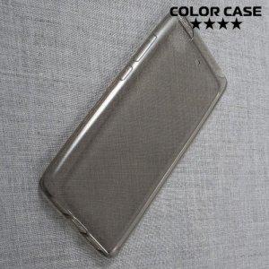 Тонкий силиконовый чехол для Xiaomi Mi 5s - Серый