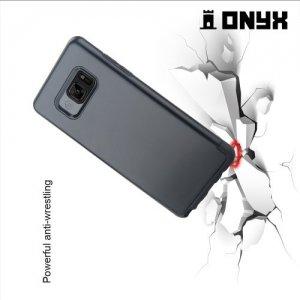 Ударопрочный противоударный чехол для Samsung Galaxy Note 7 - Черный