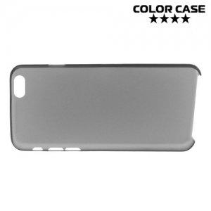 Ультратонкий кейс чехол для iPhone 6S / 6-Черный