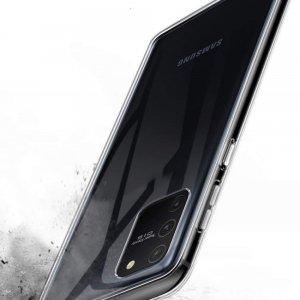 Ультратонкий прозрачный силиконовый чехол для Galaxy S10 Lite