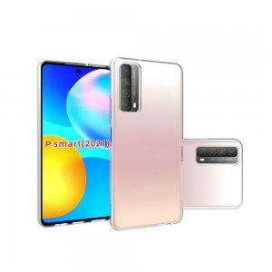 Ультратонкий прозрачный силиконовый чехол для Huawei P Smart 2021