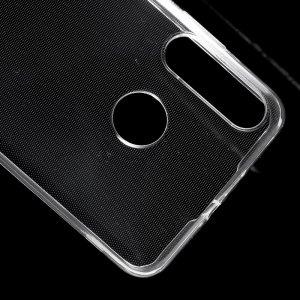 Ультратонкий прозрачный силиконовый чехол для Huawei P30 Lite