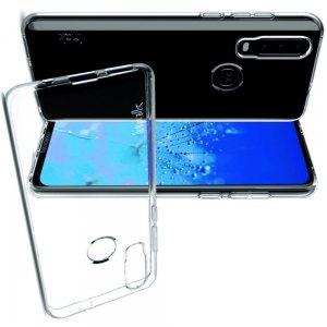 Ультратонкий прозрачный силиконовый чехол для Motorola One Action