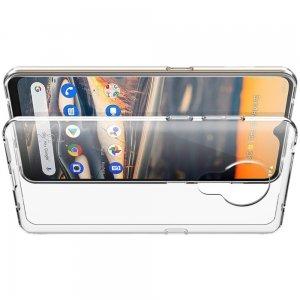 Ультратонкий прозрачный силиконовый чехол для Nokia 5.3